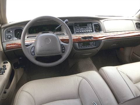 2000 mercury grand marquis Interior
