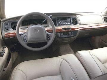 2000 Mercury Grand Marquis Interior