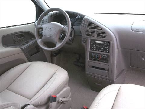 2000 mercury villager Interior