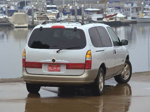 2000 mercury villager Exterior