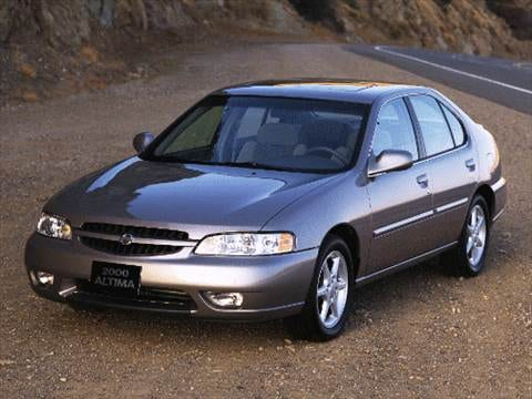 2000 Nissan Altima Pricing Ratings Amp Reviews Kelley Blue Book