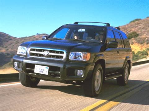 2000 Nissan Pathfinder XE Sport Utility 4D  photo