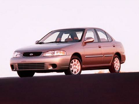 2000 Nissan Sentra XE Sedan 4D  photo