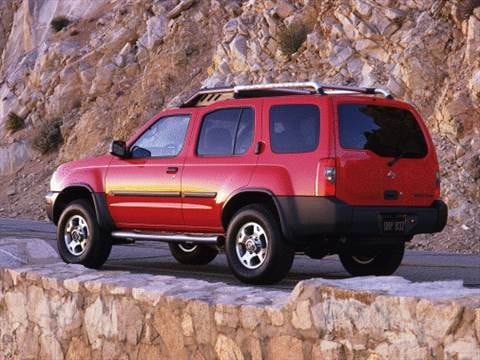 2000 nissan xterra xe sport utility 4d pictures and videos. Black Bedroom Furniture Sets. Home Design Ideas
