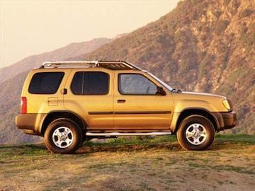 2000 Nissan Xterra Exterior