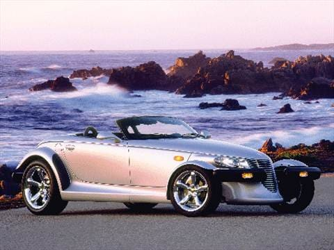 2000 plymouth prowler Exterior