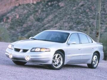 2000 Pontiac Bonneville Exterior