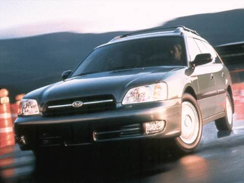 2000 Subaru Legacy Brighton Wagon 4D  photo