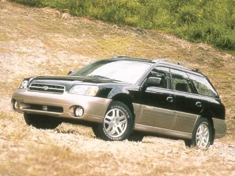 2000 Subaru Outback Wagon 4D  photo