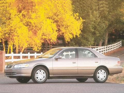 2000 Toyota Camry CE Sedan 4D  photo
