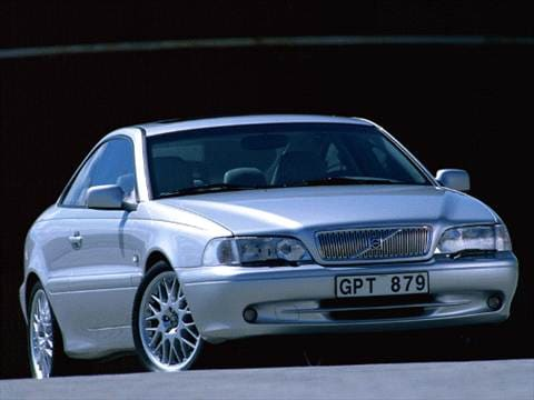 2000 Volvo C70 LT Coupe 2D  photo