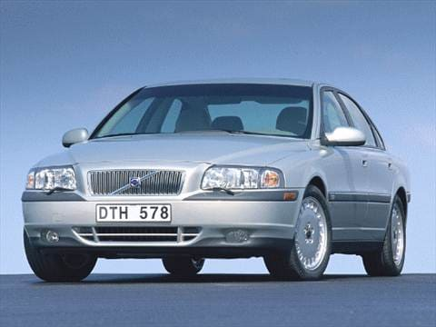 2000 Volvo S80 | Pricing, Ratings & Reviews | Kelley Blue Book