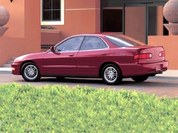 2001 Acura Integra | Pricing, Ratings & Reviews | Kelley Blue Book