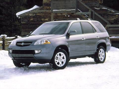 2001 Acura MDX Sport Utility 4D  photo
