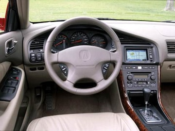2001 Acura TL | Pricing, Ratings & Reviews | Kelley Blue Book