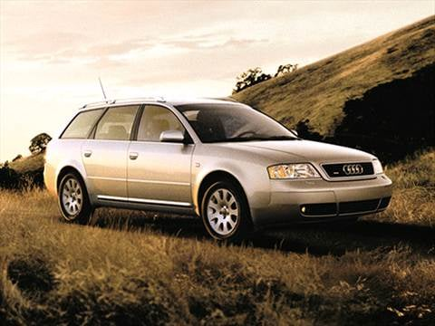 2001 Audi A6 Pricing Ratings Reviews Kelley Blue Book