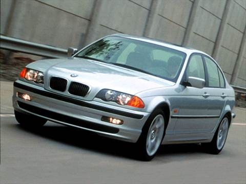 2001 BMW 3 Series 325i Sedan 4D  photo