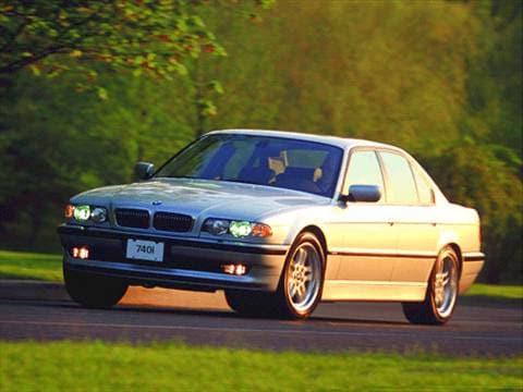 2001 BMW 7 Series | Pricing, Ratings & Reviews | Kelley Blue Book