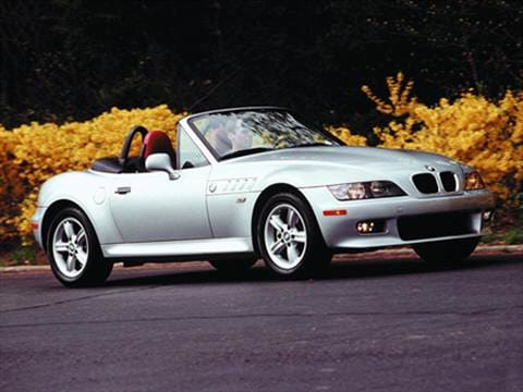 BMW Z Kelley Blue Book - 2001 bmw convertible