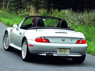 2001 Bmw Z3 Pricing Ratings Amp Reviews Kelley Blue Book