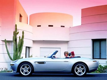 2001 BMW Z8 | Pricing, Ratings & Reviews | Kelley Blue Book