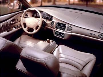 2001 buick century overview cargurus.
