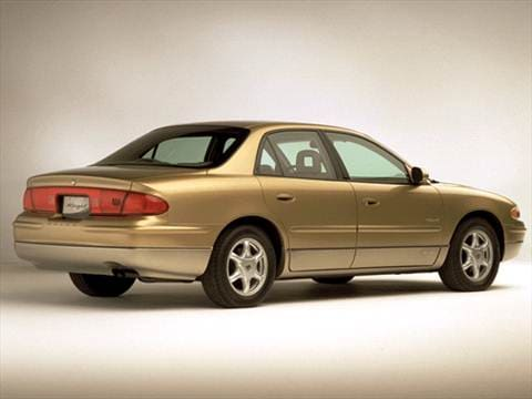 2001 buick regal Exterior