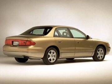 2001 buick regal pricing ratings reviews kelley blue book 2001 buick regal exterior publicscrutiny Choice Image