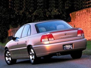2001 Cadillac Catera | Pricing, Ratings & Reviews | Kelley ...