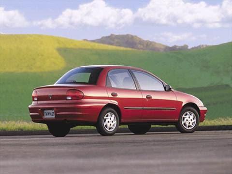 2001 Chevrolet Metro 28 Mpg Combined