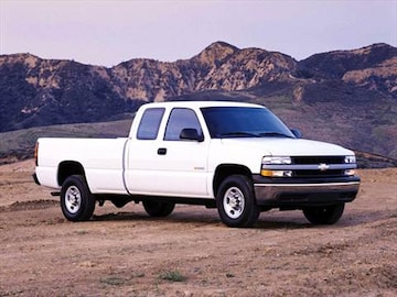 2001 Chevrolet Silverado 1500 Extended Cab | Pricing ...