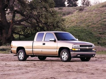 2001 Chevrolet Silverado 1500 Extended Cab | Pricing, Ratings ...