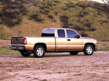 2001 chevrolet silverado 1500 extended cab pricing. Black Bedroom Furniture Sets. Home Design Ideas