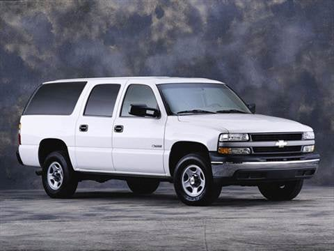2001 Chevrolet Suburban 1500 Pricing Ratings Reviews Kelley