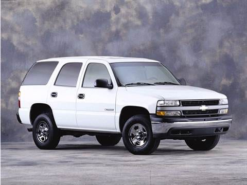 2015 Tahoe For Sale >> 2001 Chevrolet Tahoe | Pricing, Ratings & Reviews | Kelley Blue Book