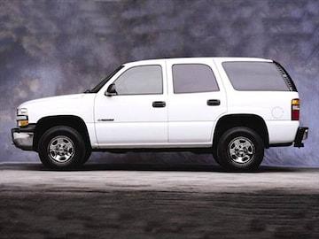 2001 Chevrolet Tahoe Exterior