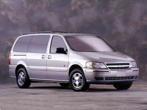 2001 Chevrolet Venture Penger