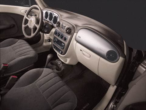 2001 chrysler pt cruiser sport wagon 4d pictures and. Black Bedroom Furniture Sets. Home Design Ideas