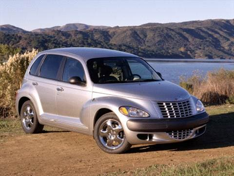 2001 chrysler pt cruiser Exterior