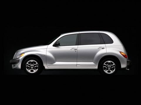 2001 chrysler pt cruiser limited sport wagon 4d pictures. Black Bedroom Furniture Sets. Home Design Ideas