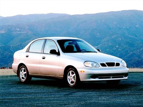 2001 Daewoo Lanos | Pricing, Ratings & Reviews | Kelley Blue Book