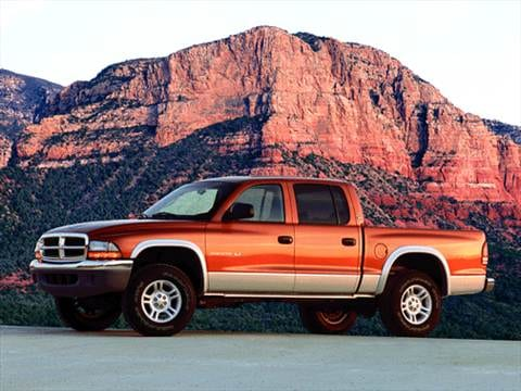 2001 dodge dakota quad cab Exterior