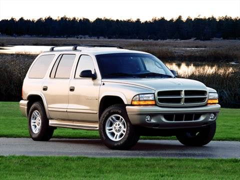 2001 Dodge Durango SLT Sport Utility 4D  photo