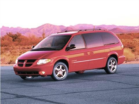 2001 Dodge Grand Caravan Passenger SE Minivan 4D  photo