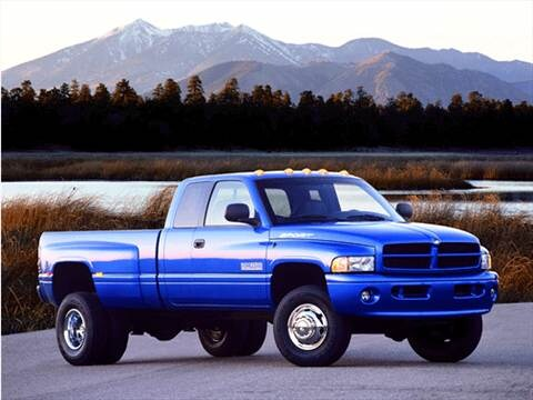 2001 dodge ram 1500 club cab Exterior