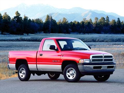 2001 dodge ram 2500 regular cab Exterior