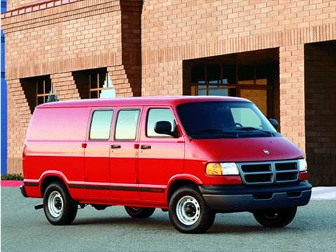0a589f1493 2001 Dodge Ram Van 1500