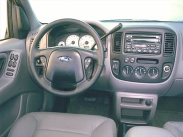 Ford Escape Kelley Blue Book - 2001 ford