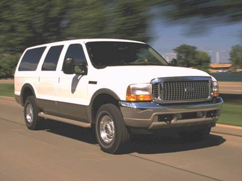 2001 ford excursion pricing ratings reviews kelley. Black Bedroom Furniture Sets. Home Design Ideas