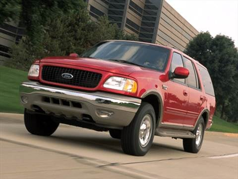 2001 Ford Expedition Sport Utility 4D  photo